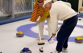 Curling, Sweeping the nation