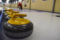Curler in Action