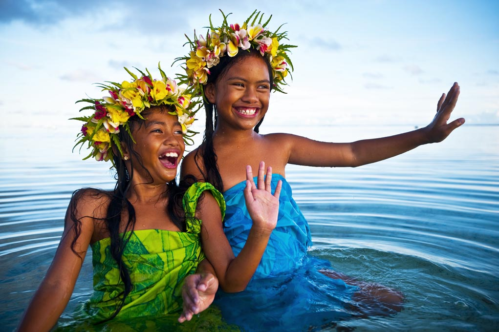 About the Cook Islands
