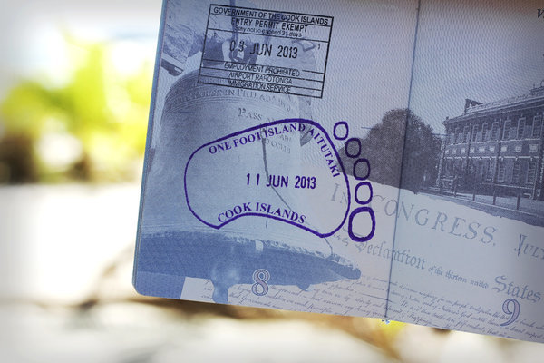 Cook Islands Passport Entry Requirements
