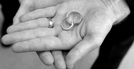 Wedding Rings - KM Photography