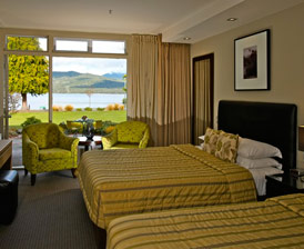 Distinction Te Anau Hotel Room