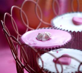 Elegant Cup cakes