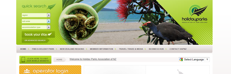Holiday Parks Association of NZ