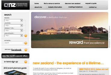 Conventions and Incentives New Zealand