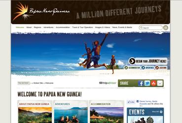 papua new guinea tourism