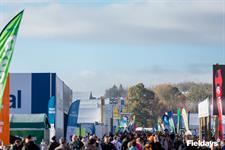 Crowds enjoyed the weather at Fieldays 2016