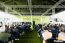 Hon. Bill English opens Fieldays