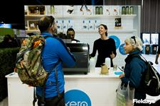 Coffee hit at Xero