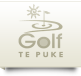 Golf Te Puke Logo