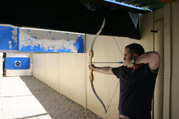 The Archery Range at Hanmer Springs Adventure Park