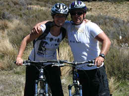 Hanmer Springs is a great place for mountain biking, with excellent tracks available for all levels of expertise and fitness.