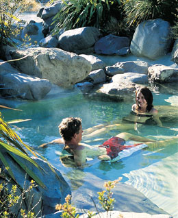 The premier attraction at Hanmer Springs is the outstanding Hanmer Springs Thermal Pools and Spa