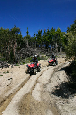 Contact Hanmer Springs Adventure Centre for seasonal deals, group discounts and special packages