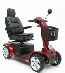 Pride Pathrider 130 XL