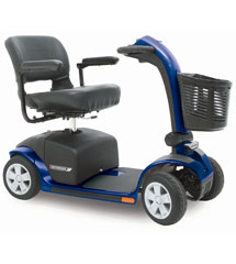Pride Pathrider Mobility Scooter