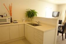 Luxury Unit kitchen