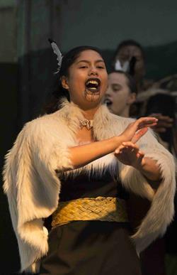 Cultural Performances at Ko Tane: The Maori Experience