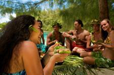 Enjoying life Tahitian style