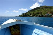 Cruising the Lagoon