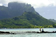 Volcanic Bora Bora