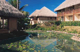 Garden room, Le Maitai Bora Bora