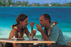 Relax and enjoy a romantic dinner