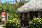 Le Maitai Hotel Bora Bora has two gift shops