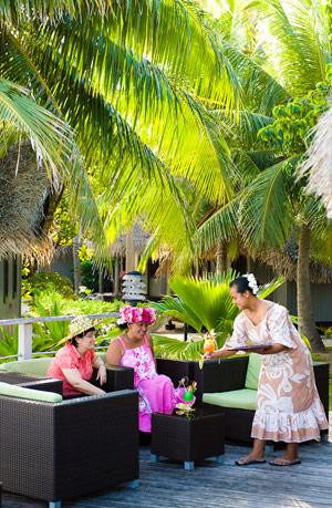 Hotel Maitai Rangiroa Guest Services