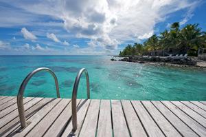 Great Clear Water - Hotel Maitai Rangiroa