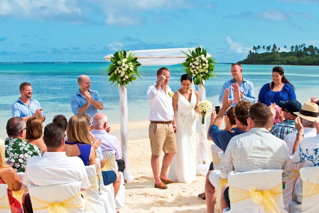 Although Muri Beach Club Hotel Is An Adults Only Property We Welcome Children On Site When Celebrating Special Occasions Such As Our Wedding Ceremonies