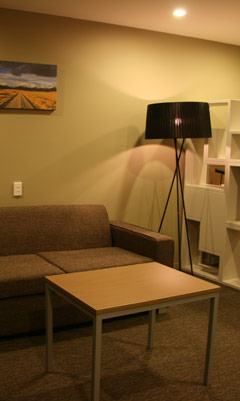 Disability Unit Living Area