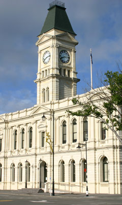 Former Post Office,  now home to the Waitaki District Council