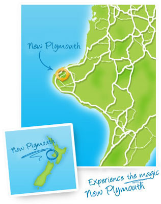 New Plymouth TOP 10 Holiday Park - Official Site