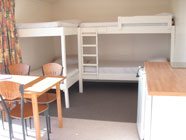 Unit 1, bunk beds