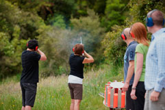 Off Road NZ Claybird Shooting Group