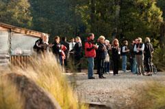 Off Road NZ Bush Camp Group at Bush Camp