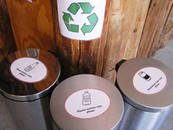 Off Road NZ Sustainability Recycling