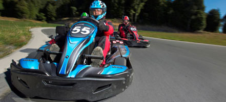 Raceline Karting Close Up