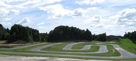 The Raceline Karting Track