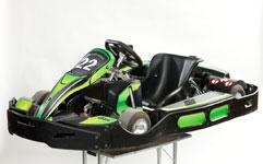 Raceline Karting Kart Angle