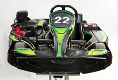 Raceline Karting Kart Front