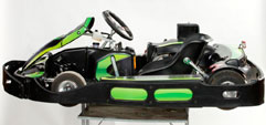 Raceline Karting Kart Side