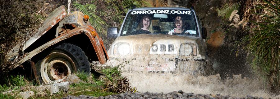 Off Road NZ, Rotorua   Karting & 4WD Adventure Activities