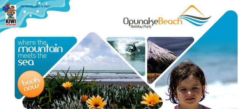Opunake Beach Holiday Park