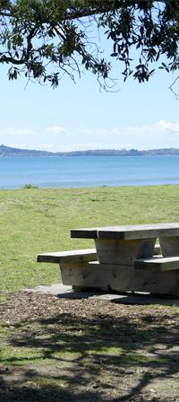 Orewa Beach Top 10 Holiday Park has a full range of modern facilities