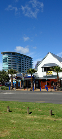 Orewa township has a lot to offer