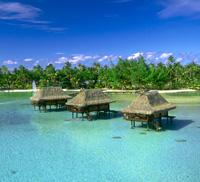 Hotel Vahine Island