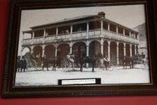 The Hotel has a Long History