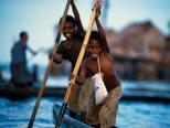 Kayaking in PNG